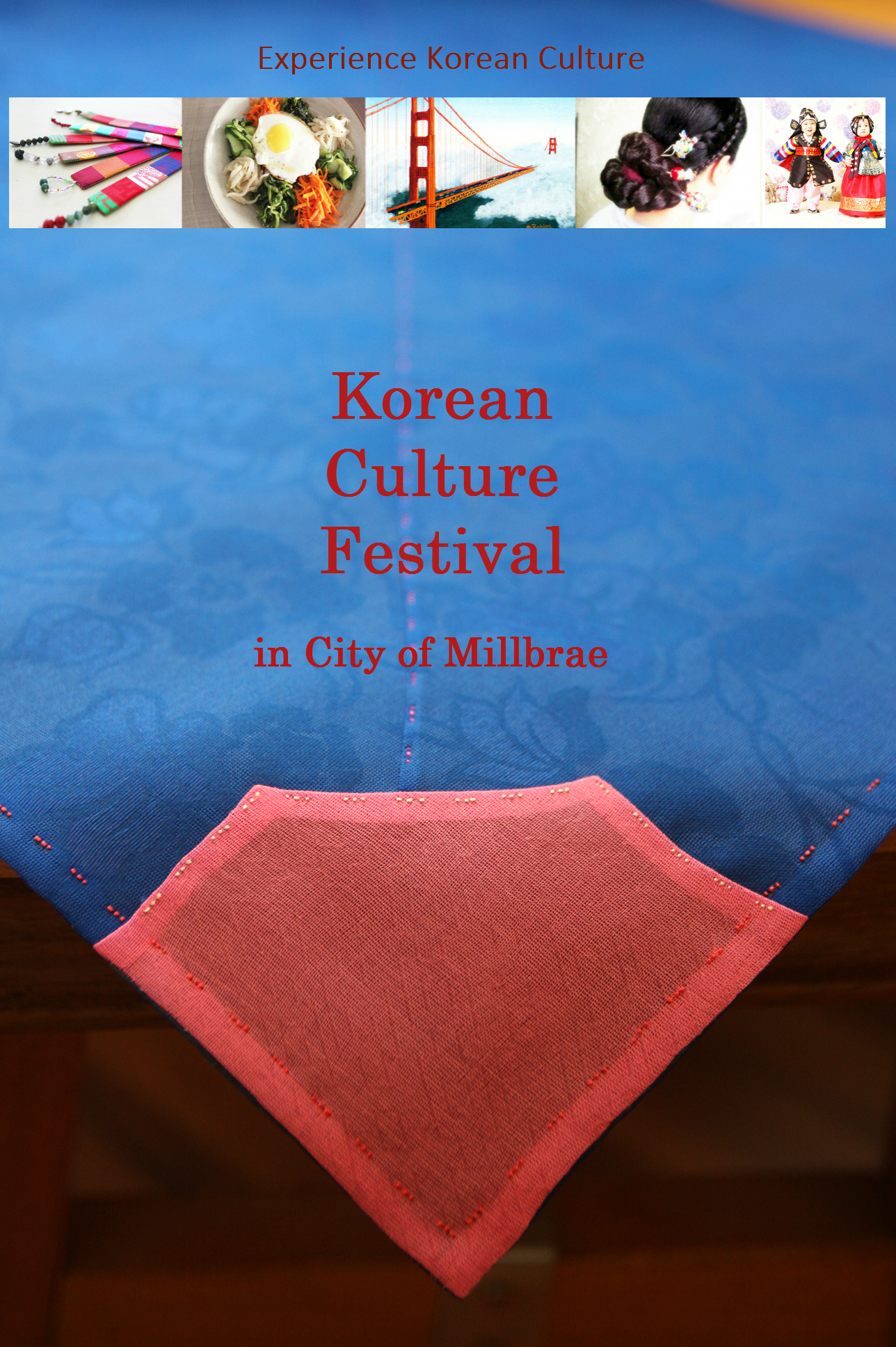 The Korean Culture Festival celebrates Korean culture and introduces various aspects of its culture, including music, dance, cuisine and festive activities.