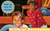 Millbrae Recreation's Fall 2017 Activity Guide is Here! Registration is Now Open!