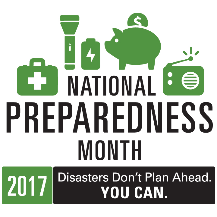 National Preparedness Month - FEMA