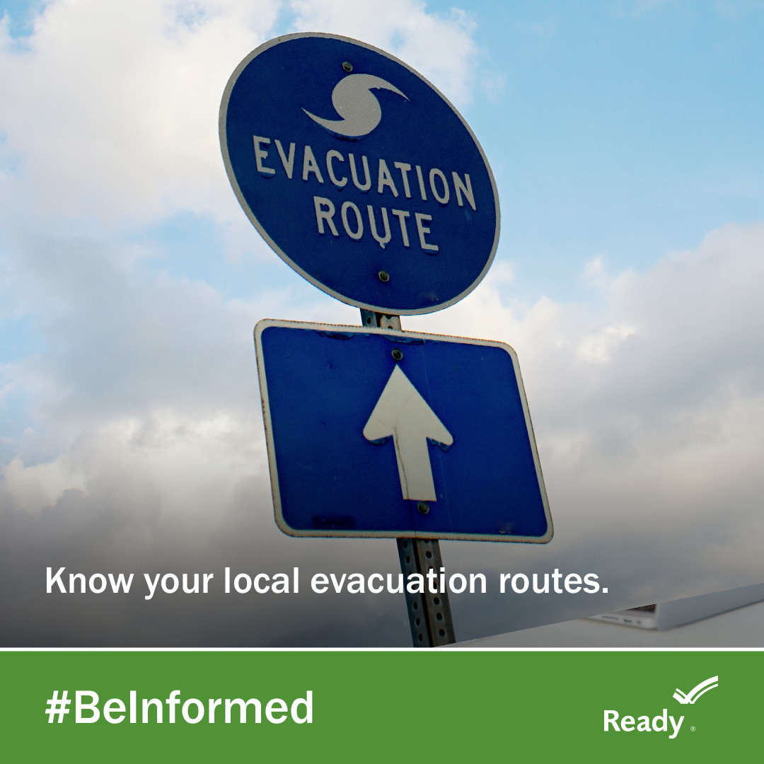 National Preparedness Month: Evacuation