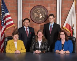 2016 Council Group Photo