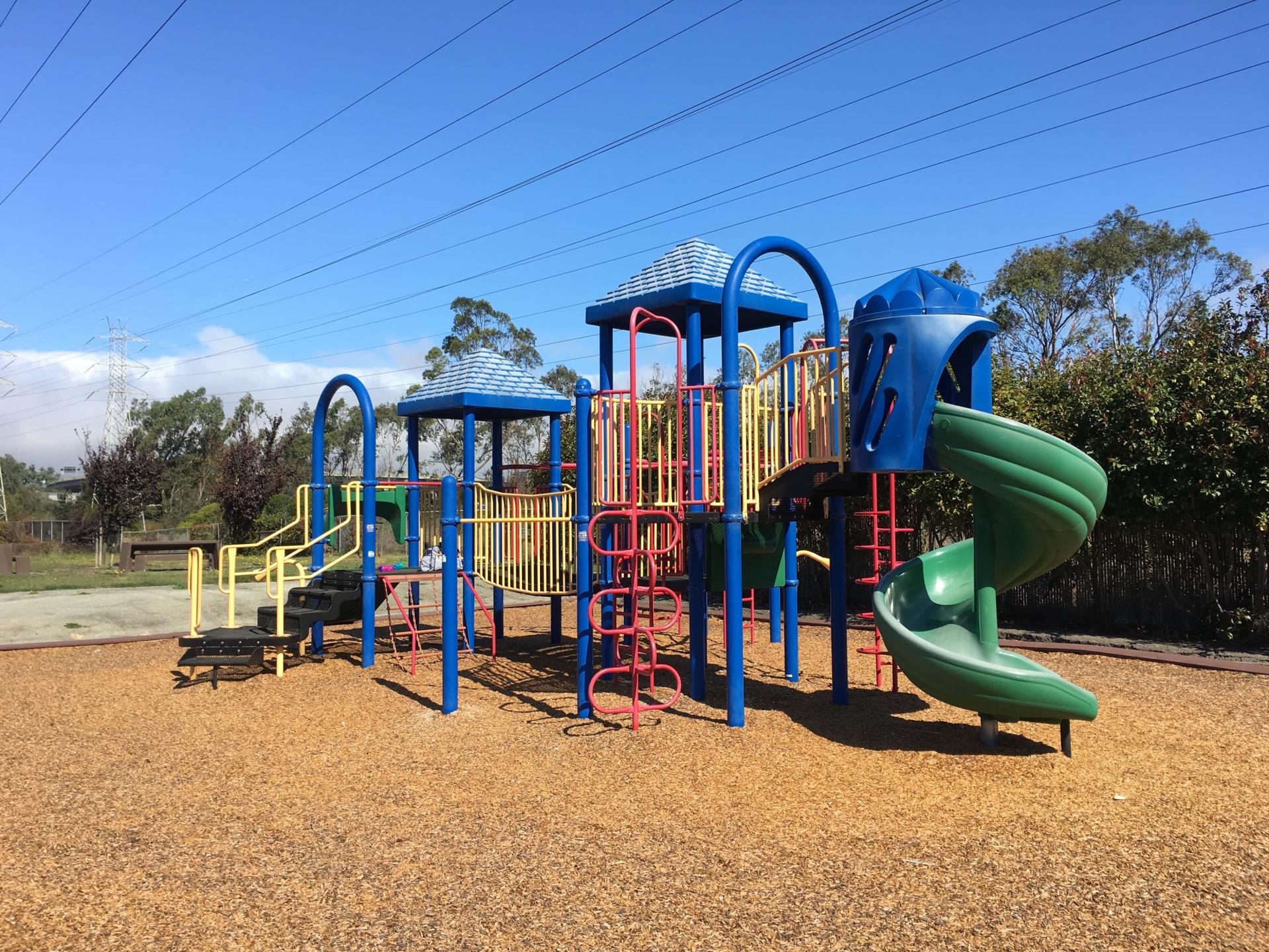 Marina Vista Play Structure