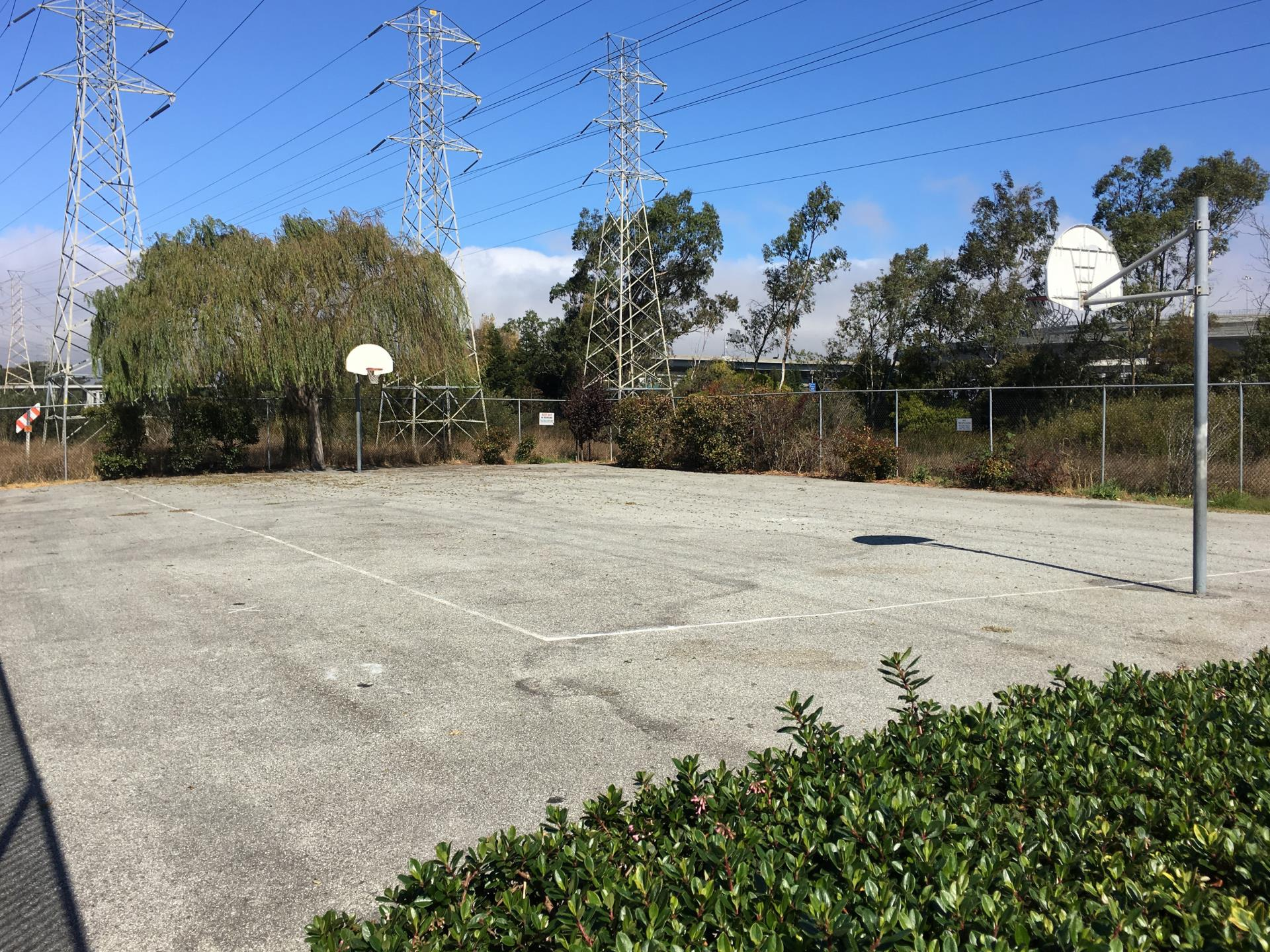 Marina Vista Basketball Court