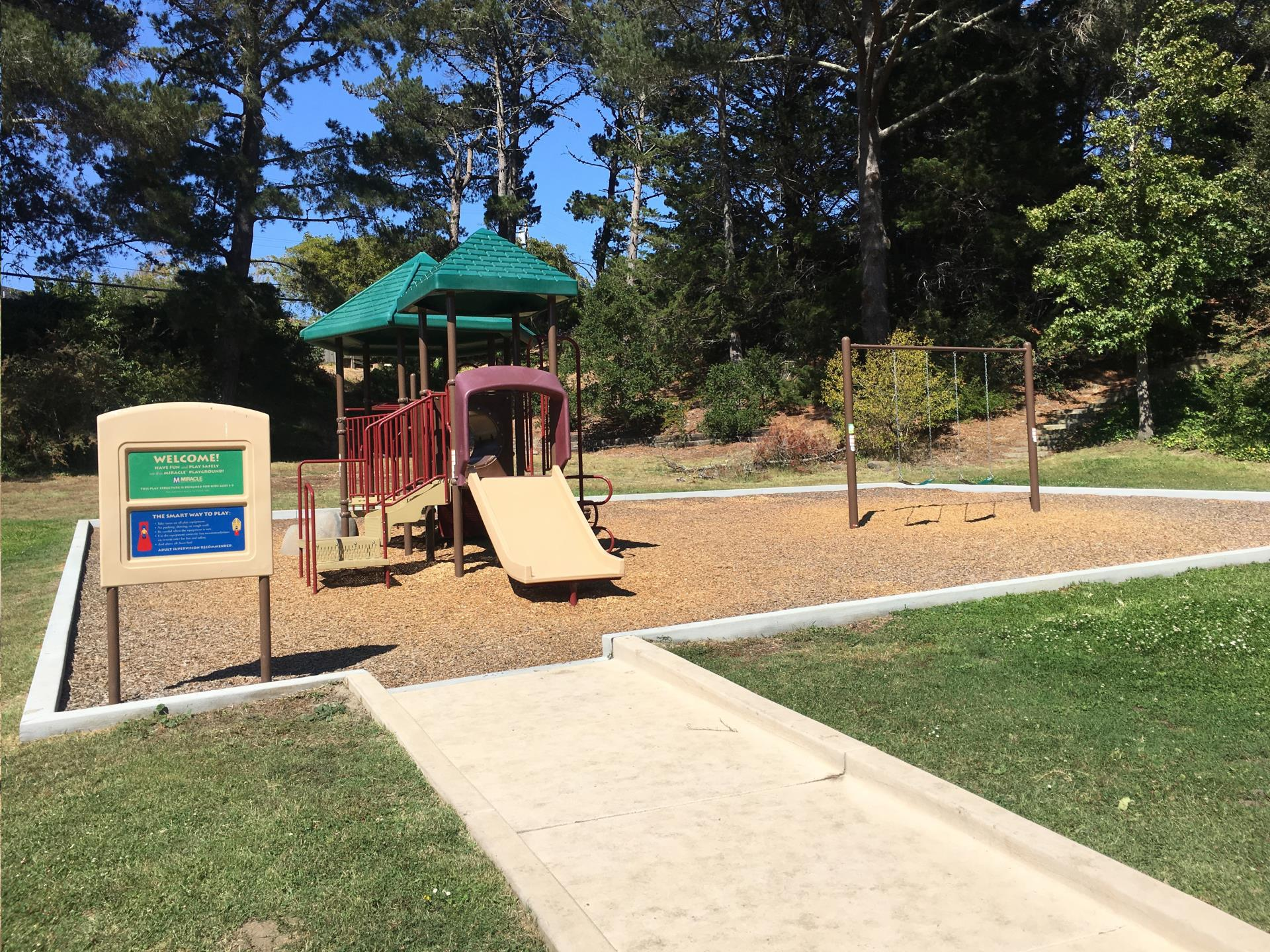 Meadows Park Play Structure