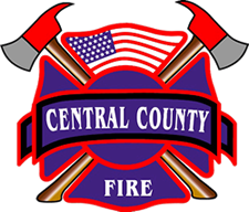 Central County Fire Logo