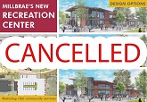Recreation Center Meeting Cancelled
