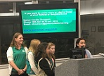 Girls Scouts Announcement at City Council Meeting Thumb