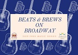 Beats Brews on Broadway