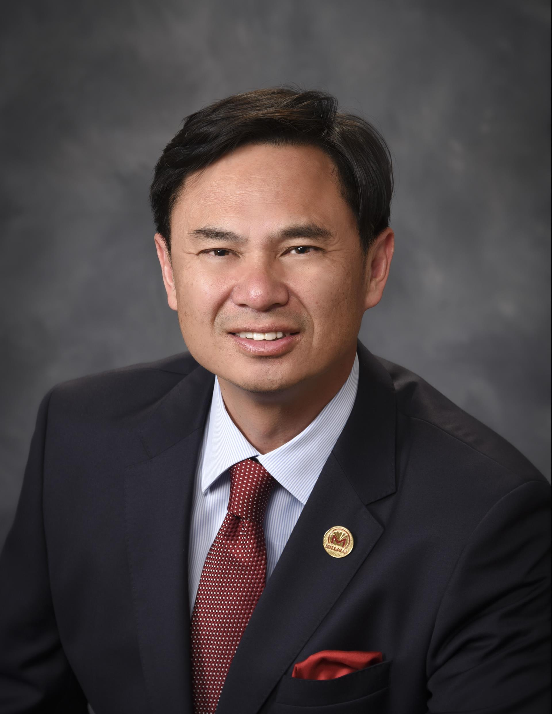 Mayor Wayne Lee