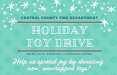 CCFD Toy Drive