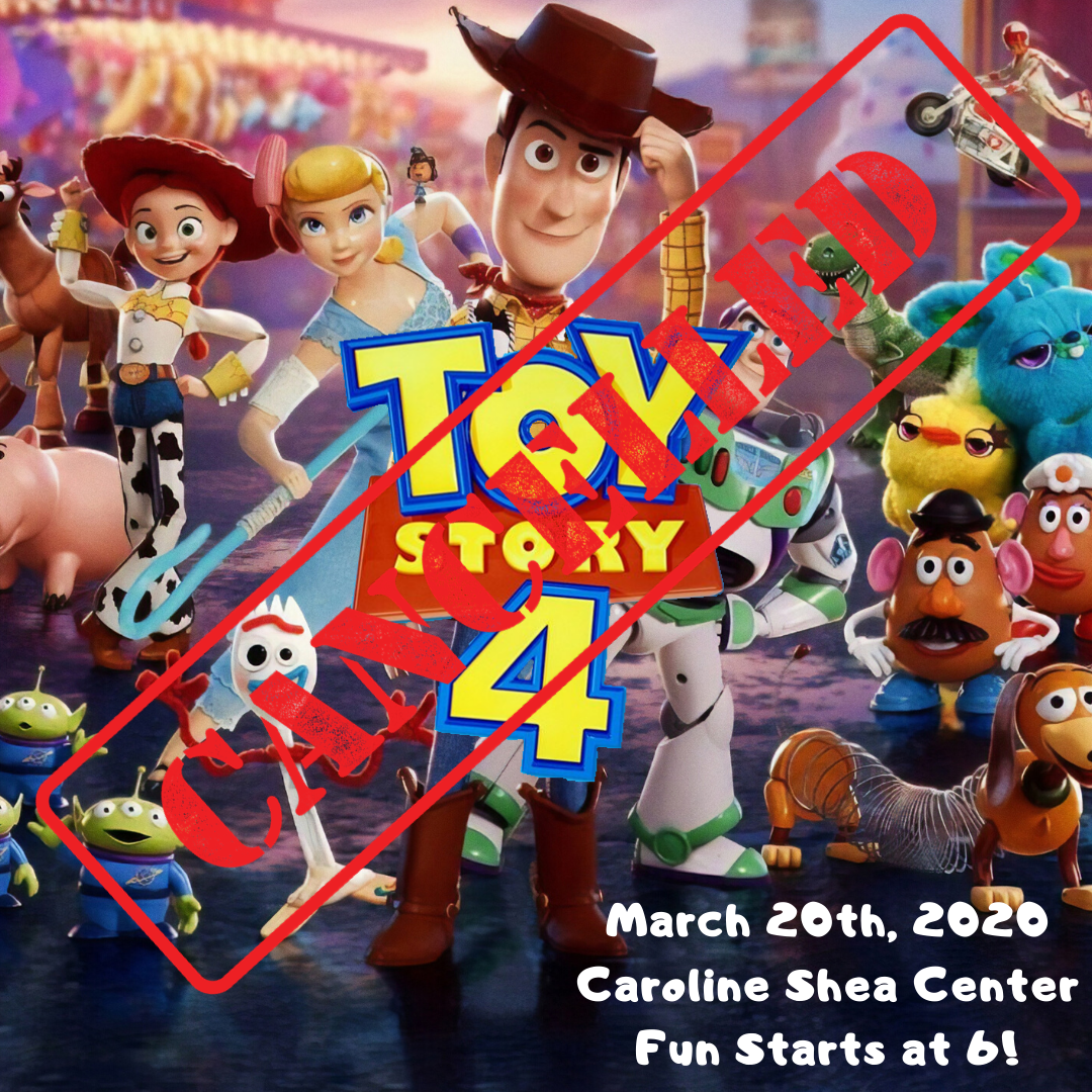 ToyStory4 Cancelled