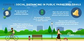 Social Distancing Parks and Trails Thumb