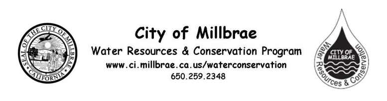 Water Conservation and Resources Program Logo