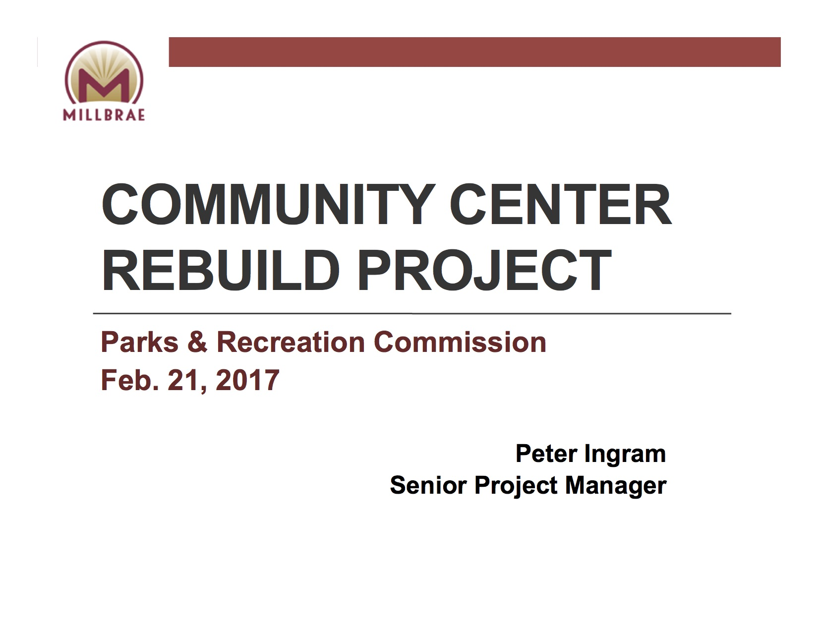 P&R Comm 2017-02-21